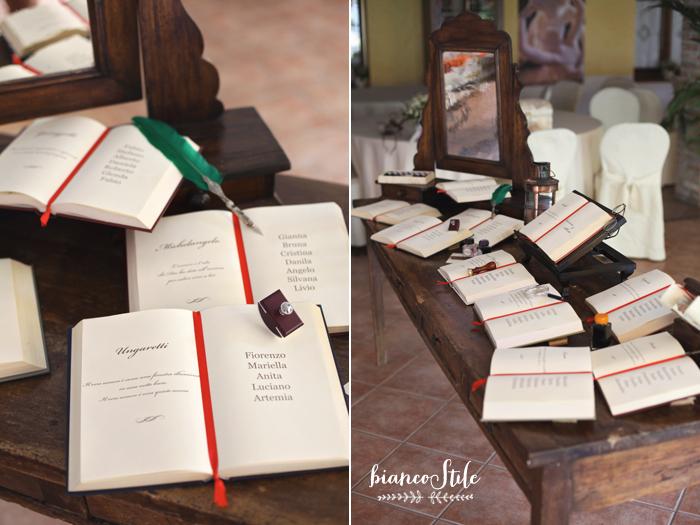 Eccezionale Tableau de Mariage – Libri – Biancostile MQ27